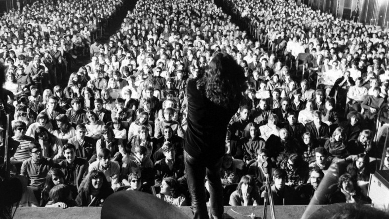 Jim Morrison: il futuro della musica è l'elettronica