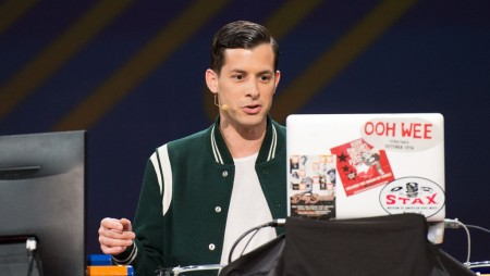 Come il sampling ha trasformato la musica. La tesi di Mark Ronson.