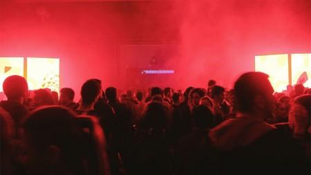 PUMA presenta Numero Uno Battery al Trinomic Block Party di Perugia