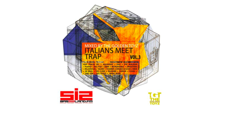 ESCLUSIVA – In free download Italians Meet Trap vol.3
