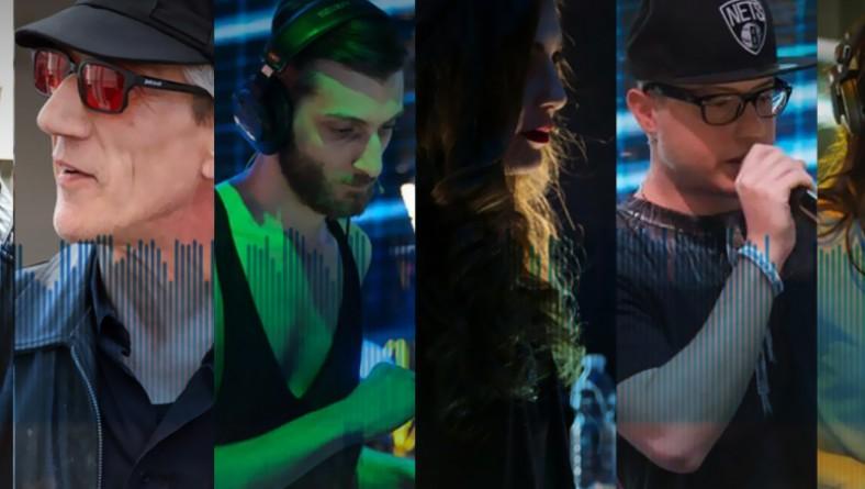 TOP DJ: scopri il sound dei 20 concorrenti