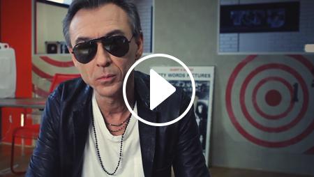 I GIUDICI DI TOP DJ // ALBERTINO