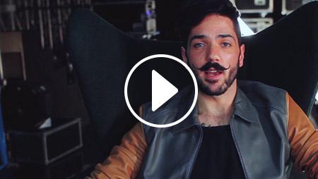 I CONCORRENTI DI TOP DJ // Andrea Bzilla
