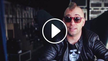 I CONCORRENTI DI TOP DJ // Manuel Rotondo