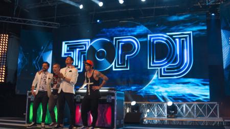 E i 3 finalisti di TOP DJ sono…