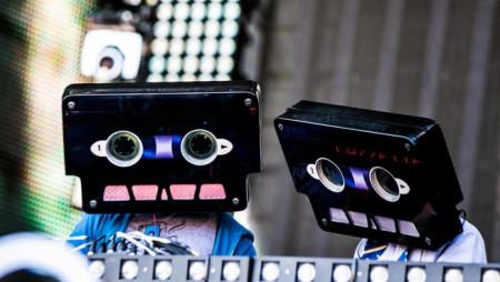 Le 10 maschere da DJ più belle in assoluto (a parte i Daft Punk)