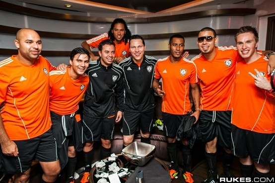 5 grandi dj che potevano fare i calciatori