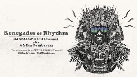 Il tributo ad Afrika Bambaataa di DJ Shadow e Cut Chemist dei Jurassic 5