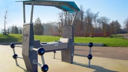 E dopo questa invenzione: fare il DJ sarà un gioco, proprio al parco giochi