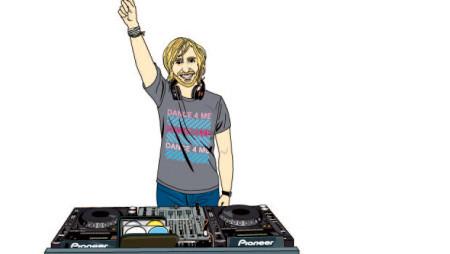 Le 8 pose da DJ più usate da tutti i DJ. Scommettiamo?