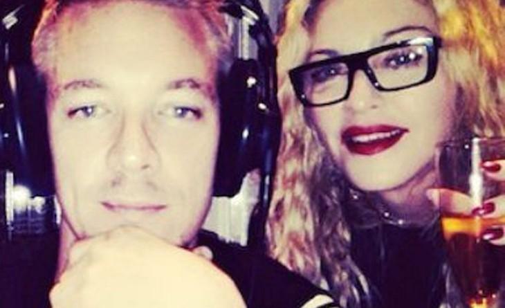 Madonna lascia un messaggio inequivocabile sul mixer di Diplo