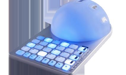 Ok, hanno inventato il Naonext Crystall Ball MIDI controller