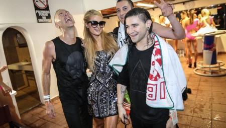 Sceicco che con 7mil di dollari chiama Skrillex, Deadmau5 e Paris Hilton?
