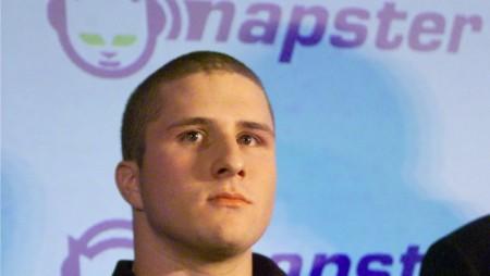 15 anni in 12 minuti per raccontare Napster