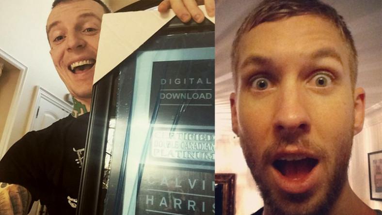 Calvin Harris vince un premio ma sbagliano e lo consegnano a Deadmau5