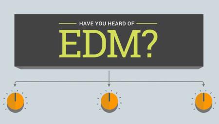 Google studia l'EDM e ci fa un'infografica