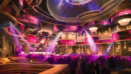 A Las Vegas apre un altro club EDM gigantesco: guarda che roba
