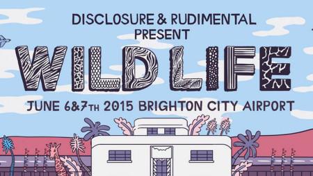 Disclosure e Rudimental organizzano il loro festival: Wild Life 2015