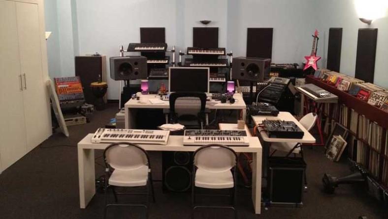 Danny Tenaglia affitta il suo favoloso studio di Brooklyn
