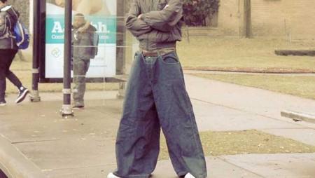 Gli anni 90 a volte ritornano: ecco i phat pants da rave