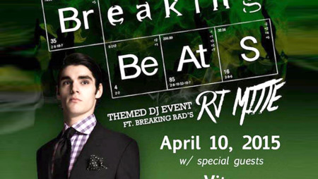 Walt Jr. di Breaking Bad adesso fa il DJ