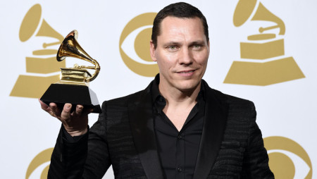 Grammy Awards per Tiësto, premiati anche Aphex Twin e Clean Bandit
