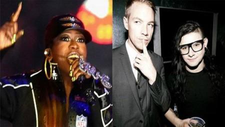 Skrillex + Diplo + Missy Elliott: ecco il nuovo progetto dei Jack Ü