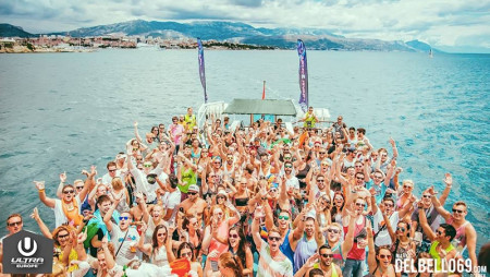 Ultra Europe 2015: il mare della Croazia a luglio sarà bollente