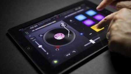 Mixare come un dj è facile con Djay Free, la app gratis per Android