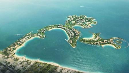 L'isola dei sogni di tutti i clubbers è a Dubai e sarà pronta nel 2018