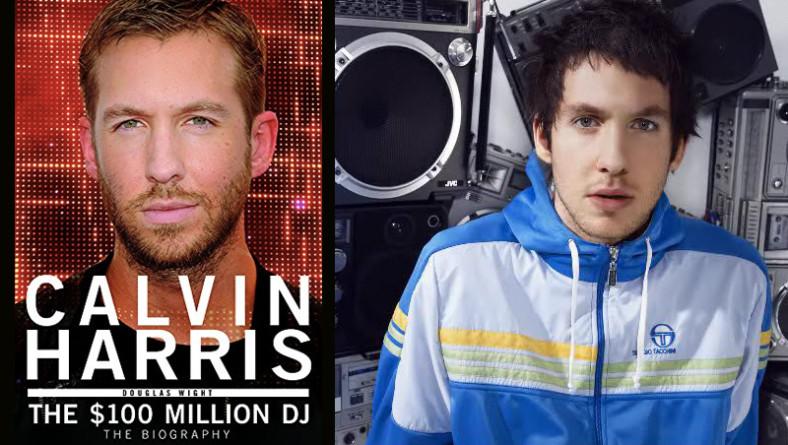 """""""Calvin Harris: il Dj da 100 milioni di dollari"""" la bio che volevamo"""