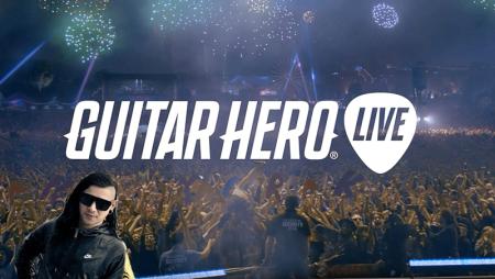Skrillex tra i protagonisti del music game Guitar Hero Live