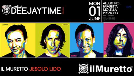 Promemoria: mancano 7 giorni alla Deejay Time Reunion Live a Jesolo