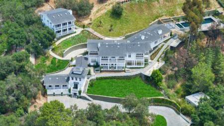 Dura la vita dei Dj: la casa di Calvin Harris da 15 milioni di dollari