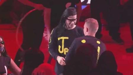 We Will Jack Ü: ecco lo show di Diplo e Skrillex ai Playoffs NBA