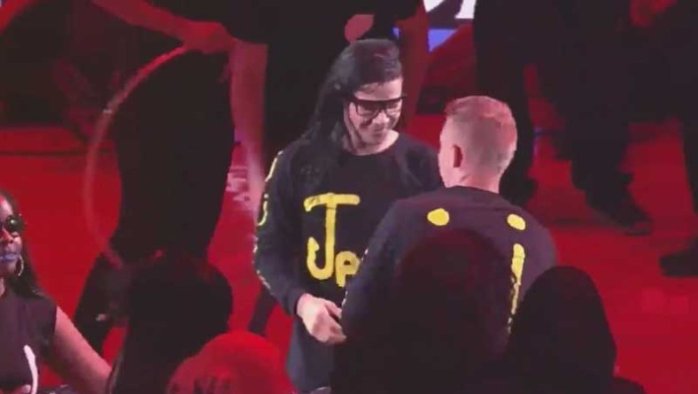 We Will Jack Ü: ecco lo show di Diplo e Skrillex ai Playoffs NBA