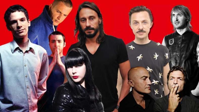 Bob Sinclar, David Guetta e tutti gli altri Dj con il french touch