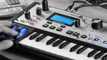 MoroderNova, il nuovo synth firmato da Giorgio in edizione limitata