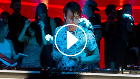 TOP DJ PT.4   L'extended version di Albert Marzinotto