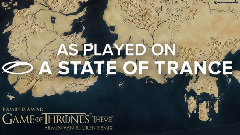 Armin Van Buuren remixa Game Of Thrones: ecco il risultato epico