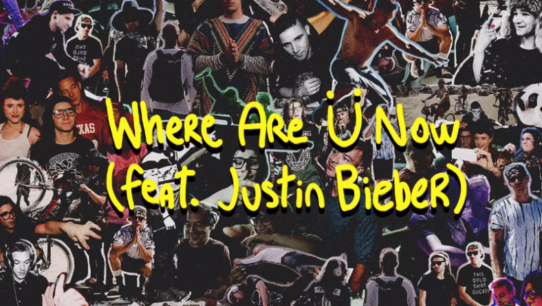 "Entra nel video di  ""Where Are Ü Now"" dei Jack Ü. Ecco come."