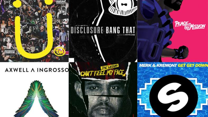 Ascolta su Spotify: le 15 tracce più hot dell'estate 2015