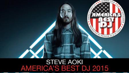 Steve Aoki è il miglior DJ americano secondo gli americani