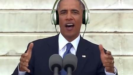 Obama canta la hit estiva di The Weeknd [video]