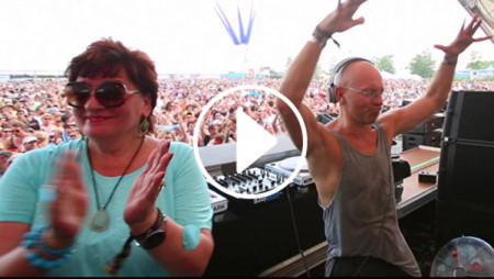 3 video (+1) in cui la madre di Sven Väth si scatena