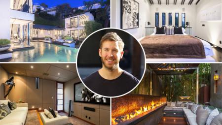 AAA Vendesi super mega casa di Calvin Harris a Beverly Hills