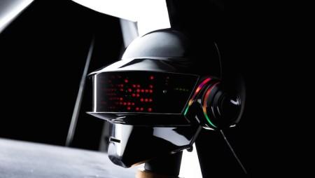 "Ecco cosa vedono i Daft Punk da ""dentro"" i famosi caschi"