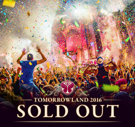 Vivi il sogno del Tomorrowland grazie a TOP DJ e Just Entertainment