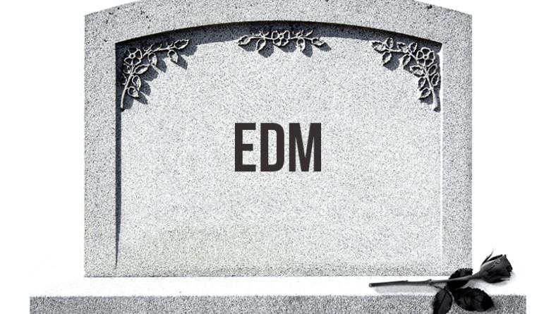 Marzo è stato il mese più brutto di sempre nella storia dell'EDM!