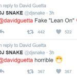 Diplo e Dj Snake attaccano David Guetta e il suo nuovo pezzo